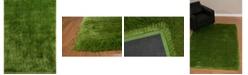 """Asbury Looms Bliss Venetia 2300 00124 58 Green 5'3"""" x 7'2"""" Area Rug"""