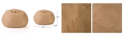 Noble House 5ft Suede Bean Bag