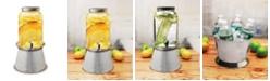 Circle Glass Lancaster Mini Dispenser