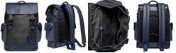 COACH Men's Rivington Signature Backpack