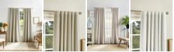 "Martha Stewart Collection Martha Stewart Bedford Woven Plaid 50"" x 84"" Blackout Curtain Set"