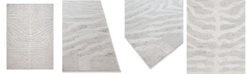 Hotel Collection CLOSEOUT! Bandipur HB-20 Ivory 4' x 6' Area Rug