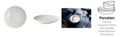 Villeroy & Boch Villeroy and Boch New Moon Pasta Soup Bowl