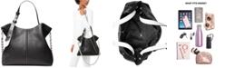 Michael Kors Downtown Astor Large Leather Shoulder Bag