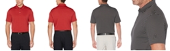 PGA TOUR Men's Big & Tall Feeder-Stripe Golf Polo