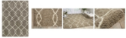 Long Street Looms Cresto CRE02 Ivory 5' x 7' Area Rug