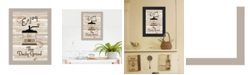 Trendy Decor 4U Trendy Decor 4u the Daily Grind by Millwork Engineering, Ready to Hang Framed Print Collection