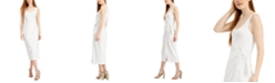 French Connection Zena Side-Tie Dress