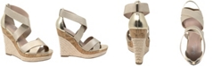 CHARLES by Charles David Azures Wedge Sandals