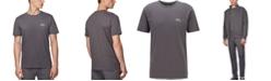 Hugo Boss BOSS Men's Tee Curved Charcoal T-Shirt