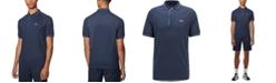 Hugo Boss BOSS Men's Philix Dark Blue Polo Shirt