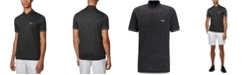 Hugo Boss BOSS Men's Pariq Black Polo Shirt