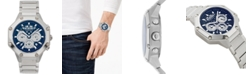 Versus by Versace Men's Chronograph Palestro Stainless Steel Bracelet Watch 45mm