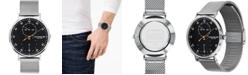 COACH Men's Charles Stainless Steel Mesh Bracelet Watch 41mm