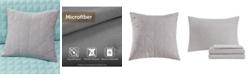 Madison Park Essentials Remy 8 Piece Reversible Queen Bedding Set