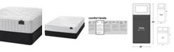 "Aireloom Hybrid 13.5"" Luxury Firm Mattress Set- Twin"