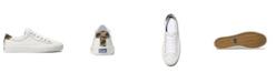 kate spade new york Women's Crew Kick 75 KS Leather Sneakers
