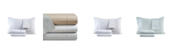Charter Club Sleep Luxe 1000 Thread Count Stripe, 4-PC California King Extra Deep Sheet Set, 100% Pima Cotton, Created for Macy's