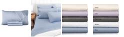 Goodnight Sleep Luna 6 PC Queen Sheet Set, 1200 Thread Count Cotton Blend