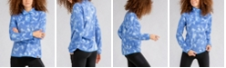 LIV OUTDOOR Women's Frostbite Snap Pullover T-shirt