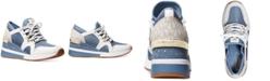 Michael Kors Women's Liv Trainer Signature Logo Sneakers