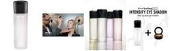 MAC Prep + Prime Fix + Setting Spray