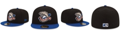 New Era Biloxi Shuckers AC 59FIFTY Fitted Cap