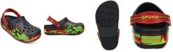 Crocs CrocsLights Dragon Clogs, Toddler Boys & Little Boys
