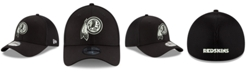 090d87ea8 New Era Washington Redskins Black/White Neo MB 39THIRTY Cap ...