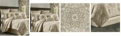 J Queen New York Mirabella 4-Pc. Queen Comforter Set