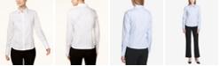 Calvin Klein Button-Up Cotton Shirt