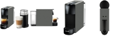 Nespresso by Breville Essenza Mini Espresso Machine with Aeroccino3