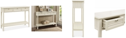 Gallerie Decor Chelsea Console Table
