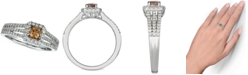 Le Vian Diamond Ring (3/4 ct. t.w.) in 14k White Gold, Rose Gold or Yellow Gold.