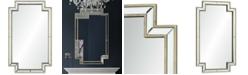 Furniture Raton Medium Rectangular Mirror, Quick Ship