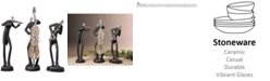 Uttermost Musicians Set of 3 Decorative Figurines