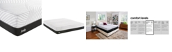 "Sealy Conform 11"" Fondness Cushion Firm Memory Foam Mattress - California King"