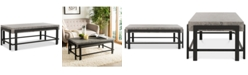 Safavieh Oliver Rectangular Coffee Table