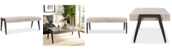 Furniture Cameron Rectangular Coffee Table, Quick Ship