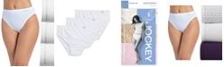 Jockey Elance French Cut 3 Pack Underwear 1485 1487, Extended Sizes