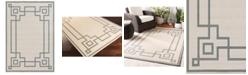 "Surya Alfresco ALF-9629 Sage 7'6"" x 10'9"" Area Rug, Indoor/Outdoor"