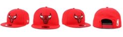 New Era Chicago Bulls Basic 9FIFTY Snapback Cap