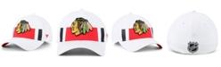 Authentic NHL Headwear Fanatics Chicago Blackhawks Alternate Jersey Speed Flex Stretch Fitted Cap