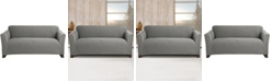 Sure Fit Morgan Stretch 1-Pc. Loveseat Slipcover