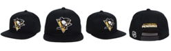 Outerstuff Boys' Pittsburgh Penguins Constant Snapback Cap