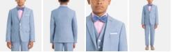 Lauren Ralph Lauren Big Boys Cotton Suit Jacket