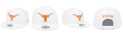 New Era Texas Longhorns Core 9FIFTY Snapback Cap