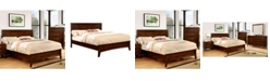 Furniture of America Bryant Full Size Bed