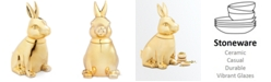 Martha Stewart Collection Bunny Cookie Jar, Created for Macy's