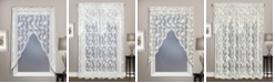"""United Curtain Co Inc Madame 52"""" X 36"""" Pair Of Kitchen Swags"""